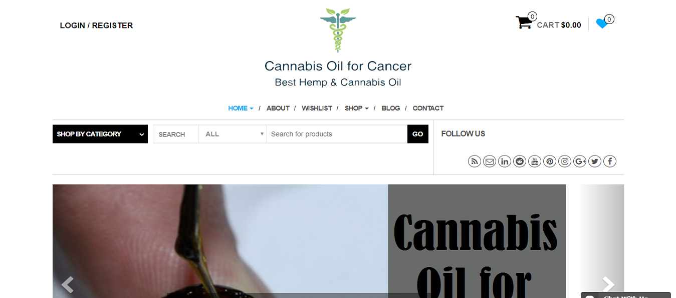 Cannabis Oil for Cancer